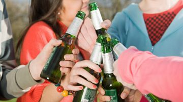 Recognizing The Dangers Of Teenage Drinking